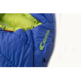 Carinthia G 180 slaapzak L groen/blauw